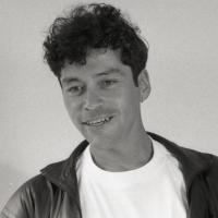 Fernando Molano Vargas, circa 197. ©Archivo particular