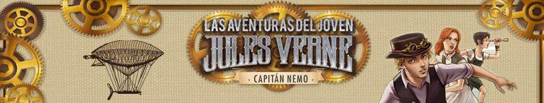 <div>Las aventuras del joven Jules Verne</div>