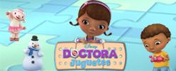 Disney. Doctora Juguetes