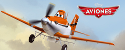 Disney. Aviones