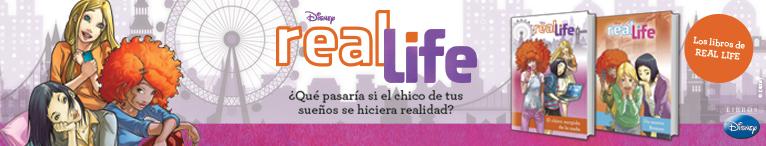 <div>Disney. Real Life</div>