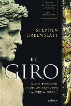 EL GIRO, de Stephen Greenblatt El-giro_9788498926811