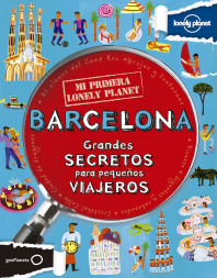 Mi primera Lonely Planet. Barcelona