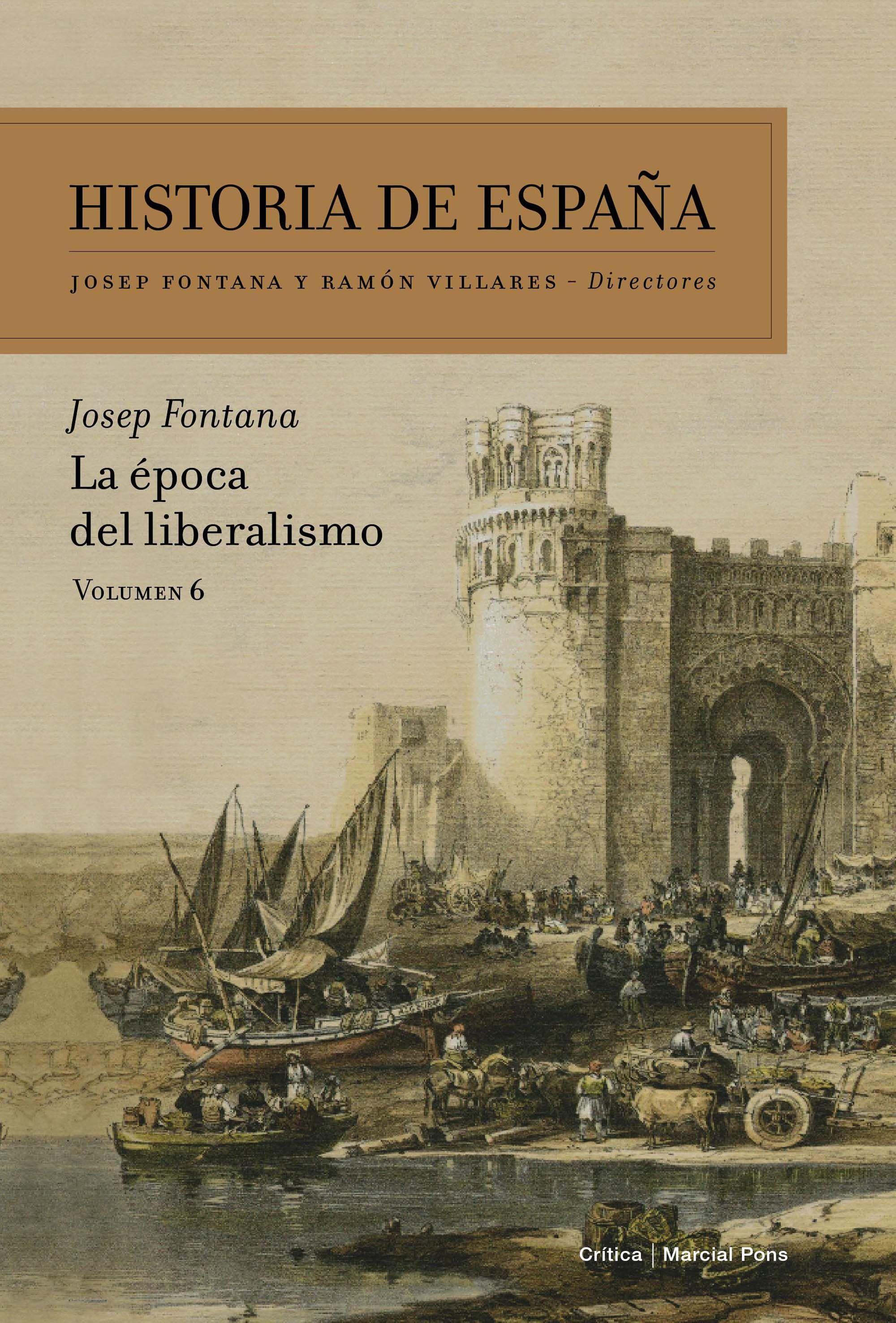 La época del liberalismo · Libros de historia