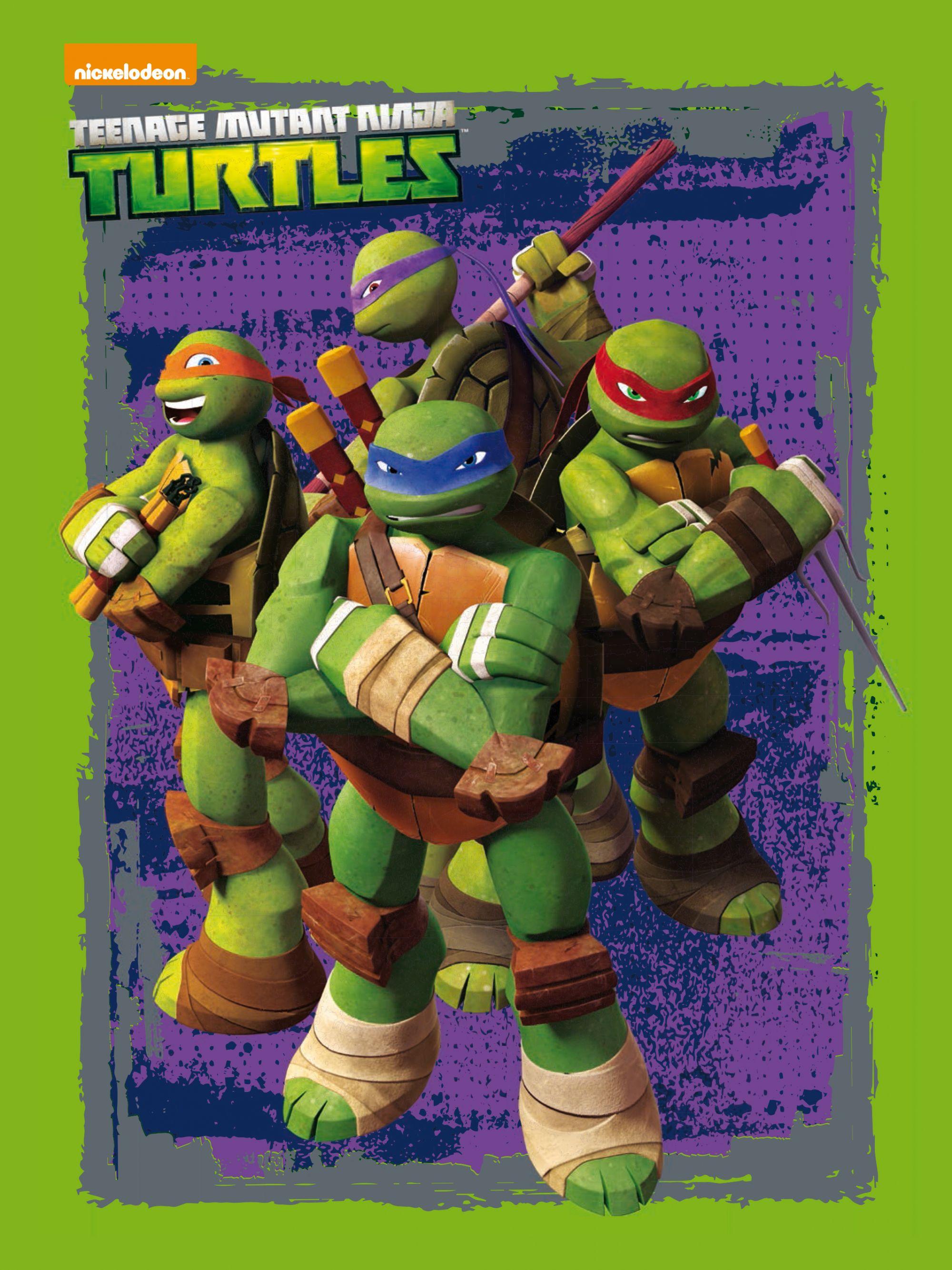 Moderno Adolescente Mutantes Tortugas Ninja Páginas En Color ...