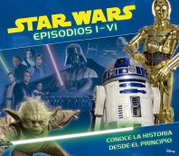 Star Wars. Episodios I-VI