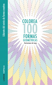 Colorea 100 formas geométricas