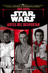 Star Wars: Antes del Despertar