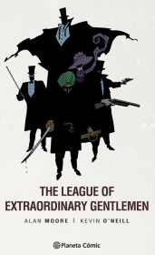 The League of Extraordinary Gentlemen nº 01/03 (Trazado)