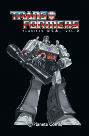 Transformers Marvel USA nº 02/08