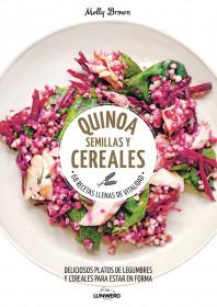 Quinoa, semillas y cereales