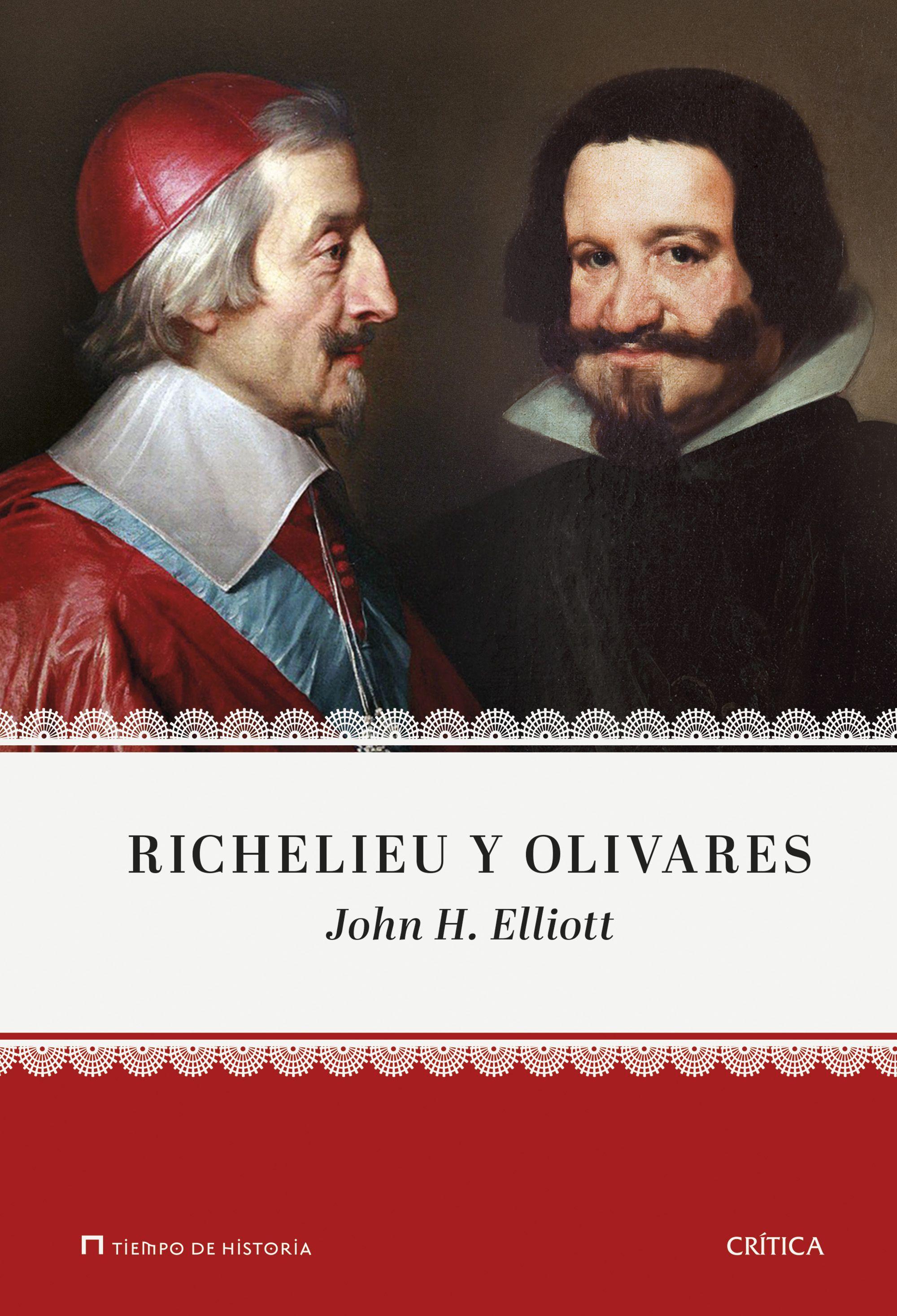 Resultado de imagen de richelieu Y OLIVARES