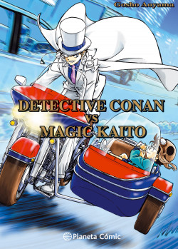 DETECTIVE CONAN VS MAGIC KAITO (Reimpresión)