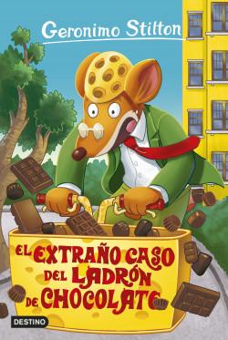 El extrao caso del ladrn de chocolate planeta de libros el extrao caso del ladrn de chocolate altavistaventures Gallery