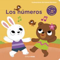 Los números. Libro con luces y sonidos