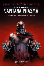 Star Wars Capitana Phasma HC (cómic)