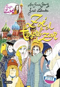 Zoé y el tesoro del zar