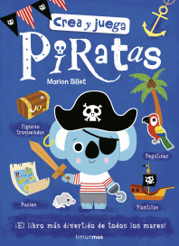 Crea y juega. Piratas