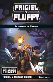 Minecraft. Frigiel y Fluffy. El bosque de Varogg