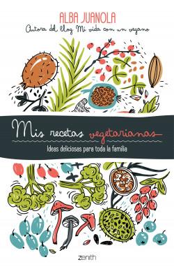Mis recetas vegetarianas