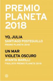 Premio Planeta 2018: ganador y finalista (pack)