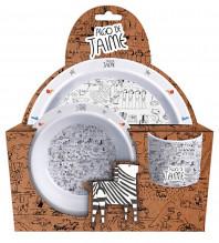 Kit infantil de desayuno Algo de Jaime