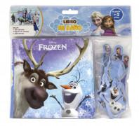 Frozen. Libro de baño