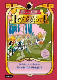 Carlota y el misterio de la varita mágica