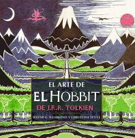 El arte de El Hobbit de J. R. R. Tolkien