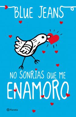 LIBROS RECOMENDADOS PARA PRIMERO DE LA E.S.O No-sonrias-que-me-enamoro_9788408035503