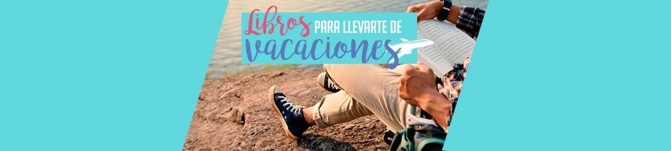 Relajadas, aventureras, expeditivas, caseras... sean como sean tus vacaciones, combinalas con un buen libro.