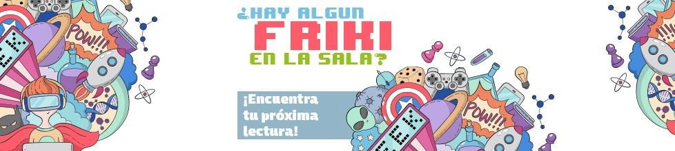 ¡Selección de libros para celebrar el Día del Orgullo Friki!