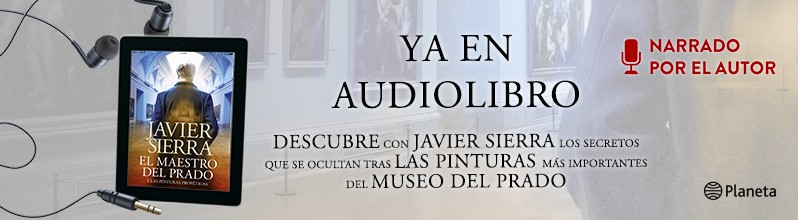 Descubre con Javier Sierra los secretos que se ocultan tras las pinturas del Museo del Prado