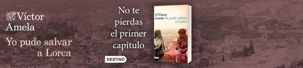¡Lee en exclusiva el primer capítulo de la nueva novela de Victor Amela!