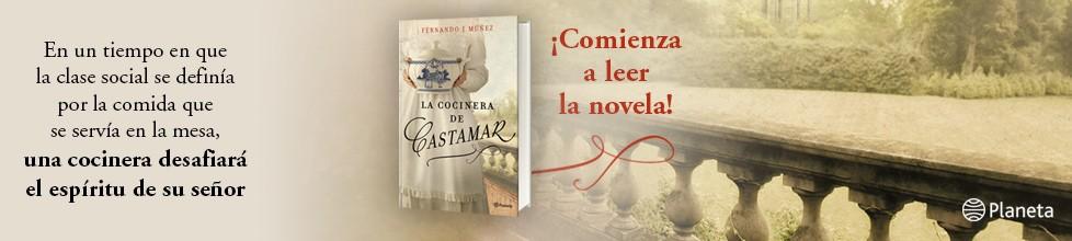 """¡Empieza a leer el primer capítulo de """"La cocinera de Castamar""""!"""