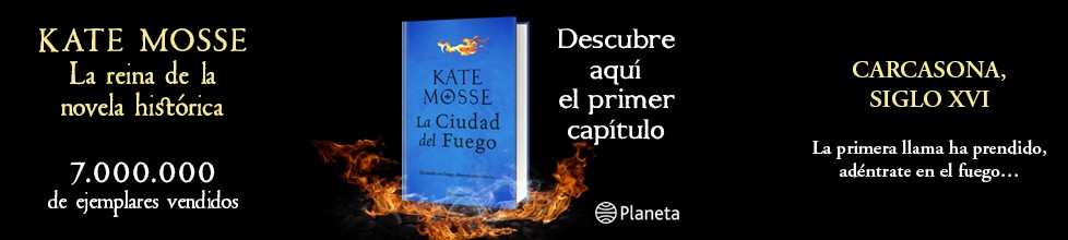 ¡No te pierdas el primer capítulo de La ciudad del fuego!